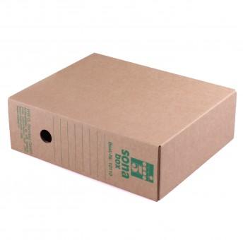 Sona-Box, braun XL (Din A4)